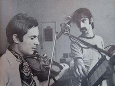 Jean-Luc Ponty & Frank Zappa