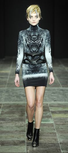 Anne Sofie Madsen - Sirens of Chrome AW13/14 Show picture
