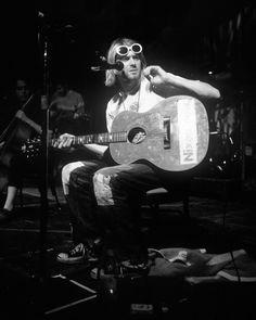 thepowerofgrunge:  Kurt Cobain, 1993.