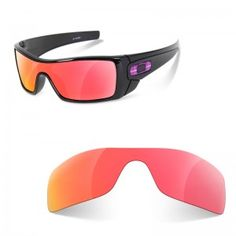 5d30e45d05 Oakley Replacement Lenses by Sunglasses Restorer. Own-branded Polarized and  Photochromic lenses designed to fit in your Oakley Frames.