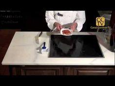 Cómo elaborar almíbar o caramelo - YouTube