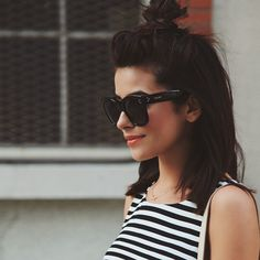 Top knot...