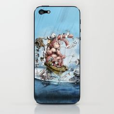 MAGIC TRICKS- III iPhone & iPod Skin by Chao-Yi Chung - $15.00