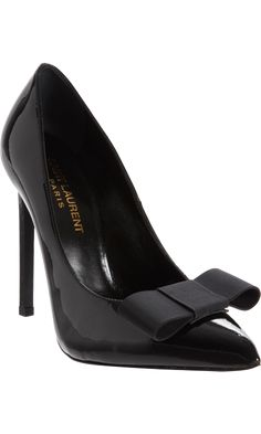 Saint Laurent :: Paris Tuxedo Pump