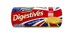 McVitie's 'Proud to be British' pack redesign