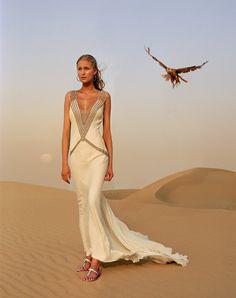 Vestido de novia diferente a todo lo visto - Amanda Wakeley