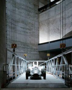 Corporate Architecture   Mercedes-Benz Museum, Stuttgart