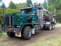 1980 PACIFIC P510S, log hauling work horse !!