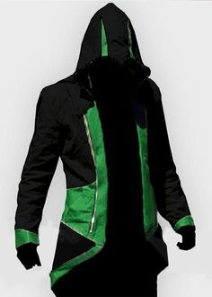 Assassin's creed green costume - Google Search