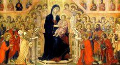 Duccio – Maesta z katedry w Sienie