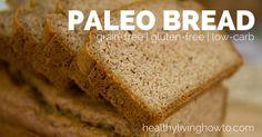 Healthy Recipe: Paleo Bread