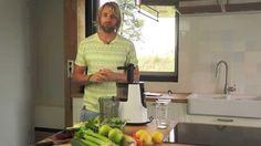 Beet Juice Recept, met Komkommer en Appel