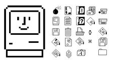 1984 – Macintosh System 1.0