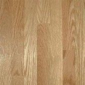 Select & Better Grade 3-1/4'' Unfinished Engineered Red Oak