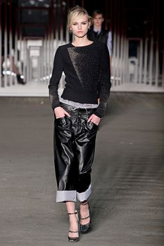 Toya's Tales: What Will Catch My Eye?: Diesel Black Gold: My Faves From the Fall 2012 Diesel Black Gold Show