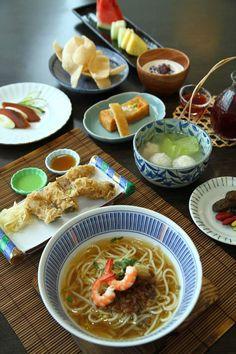 Savoring Taiwanese Cuisine - Dan Dan Noodle