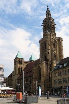 St. Kilian - Heilbronn Germany