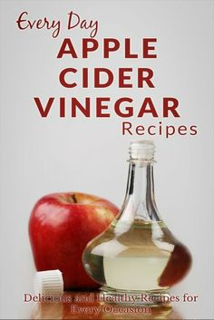 Apple Cider Vinegar Recipes:  The Complete Guide to Breakfast, Lunch, Dinner, and More (Every Day Recipes) by Ranae Richoux, http://www.amazon.com/dp/B00HHHPLZS/ref=cm_sw_r_pi_dp_DVUqtb1RYXX9X