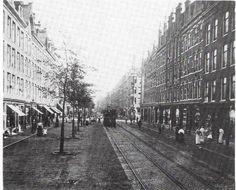 Amsterdam West: De Kinkerstraat in het begin van 1900