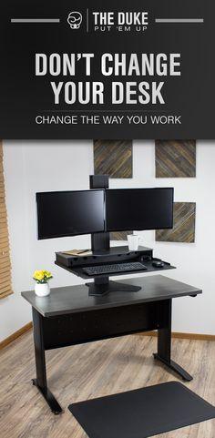 shop for the vertdesk™ - the best standing desk | office, Mobel ideea