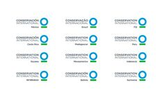 Conservation InternationalSince its founding in Conservation International has become one of the most influential environmental groups in the world, successfully protecting half a billion acres of wilderness. To broaden its appeal, CI is redefining… Corporate Identity, Identity Design, Brand Identity, Logo Branding, Ci Logo, Madagascar, Costa Rica, Ivan Chermayeff, Brand Architecture