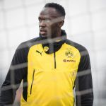 Usain Bolt has 'a lot of work to do' to make it in football says Dortmund manager Peter Stoger - SkySports
