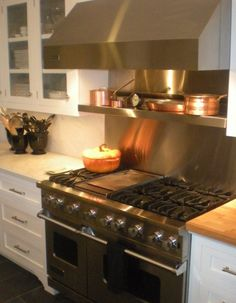 MY DREAM STOVE :)  This is MY Dream Stove!!!!!  Love it Love it.