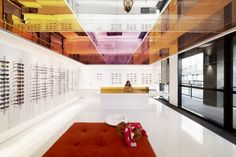 Óptica Potts Point / Smart Design Studio Optique Potts Point / Smart Design Studio – Plataforma Arquitectura