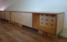 Mark's plywood cabinets, Sydney   Nathaniel Grey