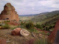 Red Rock - Golden, Colorado