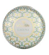 Voluspa 2 Wick Metallo Candle- Laguna - http://www.theperfume.org/voluspa-2-wick-metallo-candle-laguna/