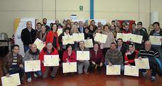 Se entregan los diplomas oficiales de Certificado de Profesionalidad de Conducción de Autobuses y de Vehículos Pesados - 45600mgzn