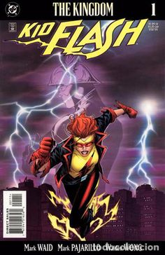 THE KINGDOM: KID FLASH, ONE SHOT, DC COMICS, 1.999. USA.