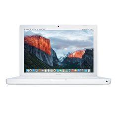 "Refurbished Apple MacBook 13"" Core 2 Duo 2007 [2.0] [80GB] [2] MB061LL/A"