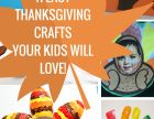crafts to do with your kids for thanksgiving