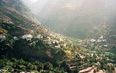 Valle Gran Rey-Gomera