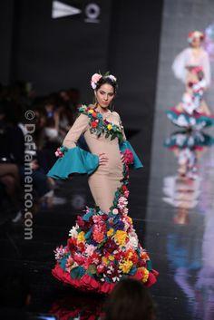 Fotografías Moda Flamenca - Simof 2014 - Juan Boleco - Noveles - Foto 03