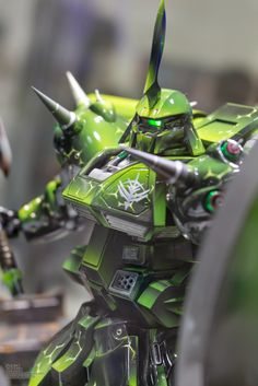 GUNDAM GUY: GUNPLA BUILDERS WORLD CUP 2014 (GBWC): CHAMPION & FINALIST ENTTRIES - On Display @ Gundam Front Tokyo [Part 3]