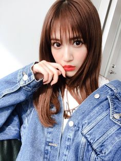 Japanese Girl, Ulzzang, Instagram Posts, Cute, Model, Hair, Beautiful, Happiness, Characters