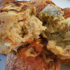 Muffin, Dessert, Breakfast, Recipes, Liv, Morning Coffee, Deserts, Muffins, Desserts