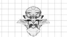 WIP #LeCollagiste VJ 2013 Polygon