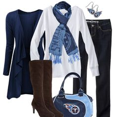 Tennessee Titans Fall Fashion