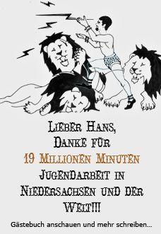 »forget me not«Poste eine digitale Botschaft für Hans Schwab!  Für alle, die nicht dabei sein können, gibt es hier die Möglichkeit, sich persönlich von Hans zu verabschieden und ihm zu ...gästebuch