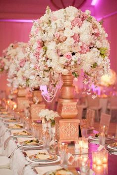 Tall Centerpieces Pinterest Wedding And Weddings