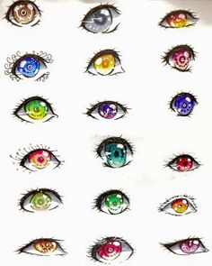 New Eye Green Pretty Ideas Amazing Drawings, Art Drawings, How To Draw Anime Eyes, Draw Eyes, Cute Drawlings, Cute Eyes, Pretty Eyes, Types Of Eyes, Realistic Eye