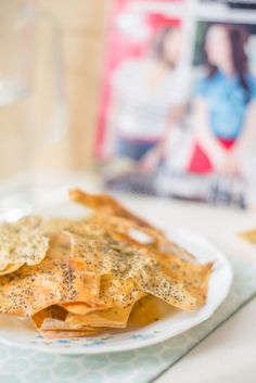 Italiaanse Filodeegcrackers van Chickslovefood + Review - OhMyFoodness