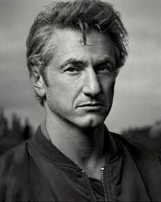 Sean Penn by Mark Seliger