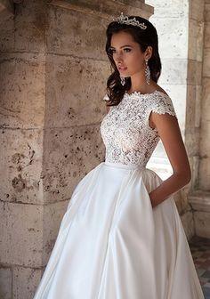 casamento vestido de noiva moda casar 2016 vestido milla nova