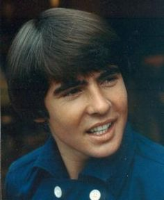 Davey Jones...I loved The Monkees when I was a little girl
