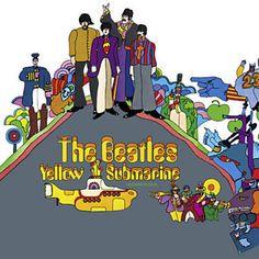 He encontrado Yellow Submarine de The Beatles con Shazam, escúchalo: http://www.shazam.com/discover/track/11166826